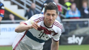 Robert Lewandowski - © by K-Media-Sports
