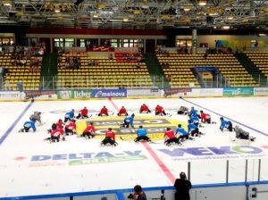 Frankfurts Eishalle ist schon lange nicht mehr zeitgemäß - © by K-Media-Sports (JS)