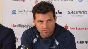 Lemgos Coach Florian Kehrmann - © by K-Media-Sports