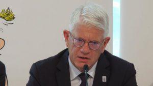 DEB Präsident Franz Reindl - © by K-Media-Sports