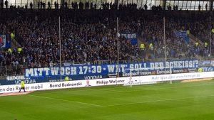 Bochum Fanblock