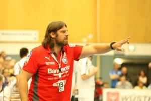 BHC Trainer Sebastian Hinze