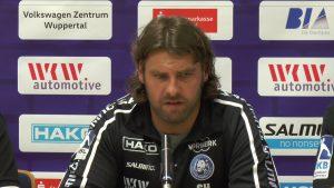 BHC-Coach Sebastian Hinze