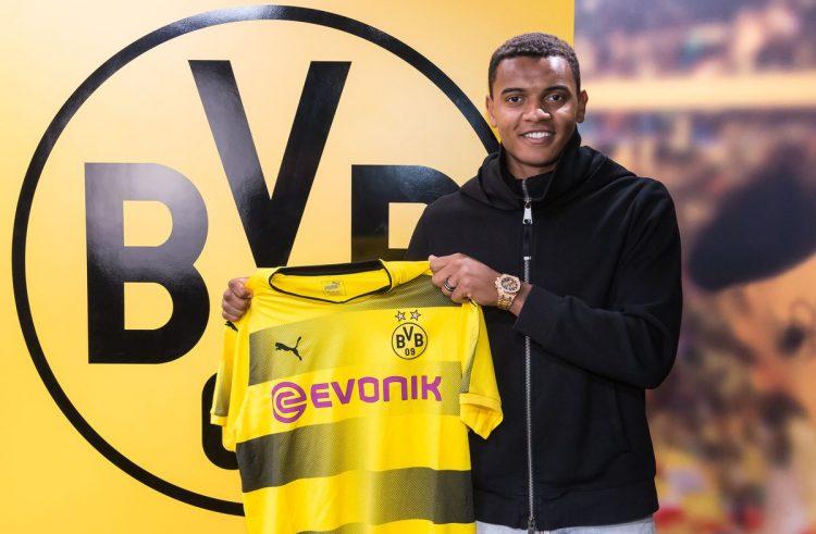 BVB verpflichtet Schweizer Nationalspieler Manuel Akanji