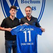 VfL verpflichtet Chung Yong Lee