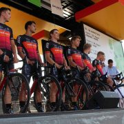 Münsterland Giro: Starke Continental-Teams am Start
