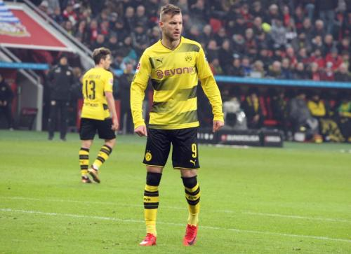 Bayer 04 Leverkusen .- Borussia Dortmund