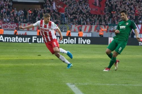 1. FC Köln - FC Augsburg-3