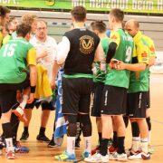 Nachdreher: Zufriedene Gesichter beim VfL Eintracht Hagen – auch das Drumherum beim Pokalturnier fand großen Anklang