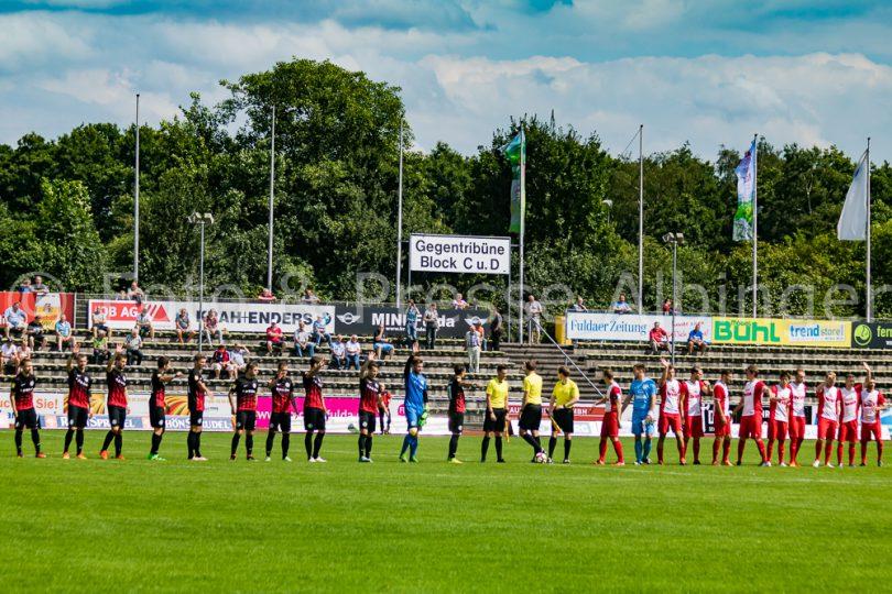 Borussia Fulda zittert sich zum ersten Heimsieg - Sportstimme