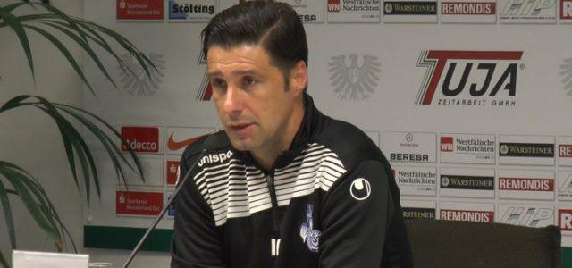 3. Liga: Erster Punkt für Münster, MSV weiter ungeschlagen