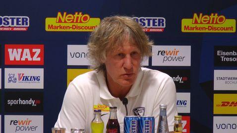 Spitzenspiel: VFL Bochum steht nach Pokal-Aus gegen Hannover unter Druck