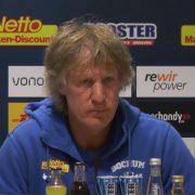 """Verbeek vor Karlsruhe: """"Müssen uns auf unser Spiel konzentrieren"""""""