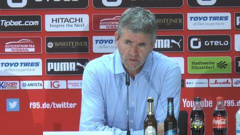 Fortuna schickt maßlos enttäuschende Bochumer mit 3:0 auf die Heimreise