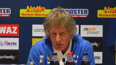 """Verbeek vor Aue: """"Wir sind bereit!"""""""