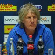 Pressekonferenz des VFL Bochum vor dem Heimspiel gegen Sandhausen