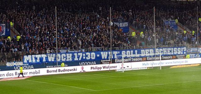 MSV-Bochum: Gästekarten ausverkauft!