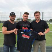 SCP: Matthias Stingl hat für zwei Jahre unterschrieben