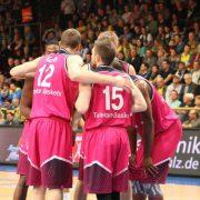 Baskets siegen in Göttingen nach Verlängerung