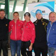 Olympia-Countdown nimmt an Fahrt auf Erste Selektionsrennen in der VELTINS-EisArena