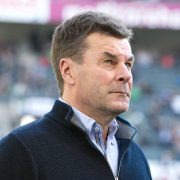 Borussia verlängert Vertrag mit Dieter Hecking