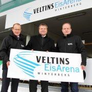 Winterberger Bob- und Rodelbahn trägt bis ins nächste Jahrzehnt den Namen Veltins-EisArena