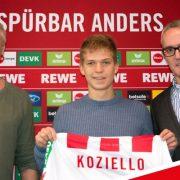 FC verpflichtet Vincent Koziello