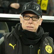 Nur Schalke kann am Wochenende dreifach punkten / Stögers BVB-Abschied zum Saisonende wohl beschlossene Sache