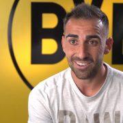 Borussia Dortmund bindet Paco Alcácer bis 2023
