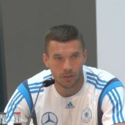 """Ein """"Kölscher Jung"""" für die Handball-Heim-WM: Lukas Podolski neuer WM-Botschafter"""