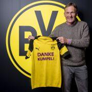 "Borussia Dortmund sagt ""Danke Kumpel!"""