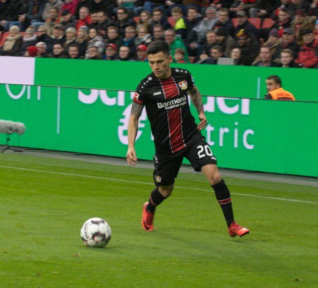 Wadenverletzung: Aránguiz fehlt Bayer 04 mehrere Wochen
