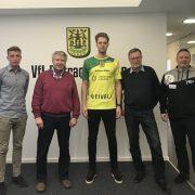 VfL Eintracht Hagen verpflichtet niederländischen Rückraumhünen