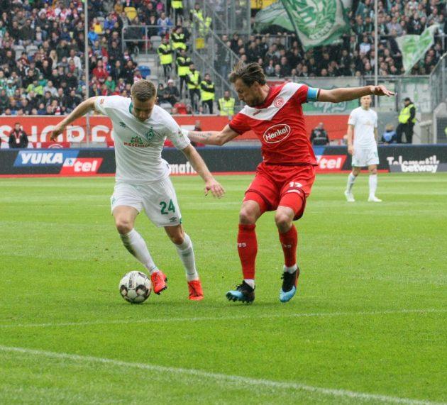 Fortuna verlängert mit Adam Bodzek und Raphael Wolf