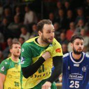 Mitreißender Handballabend! Eintracht zwingt Konkurrent Dormagen mit 33:32 in die Knie