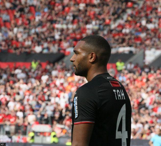 Seit 2015 mit dem Kreuz auf der Brust – Tah verlängert bei Bayer 04