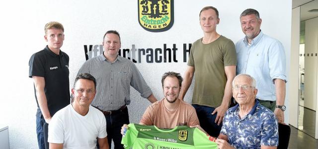 Neuer Trainer für Eintracht Hagen