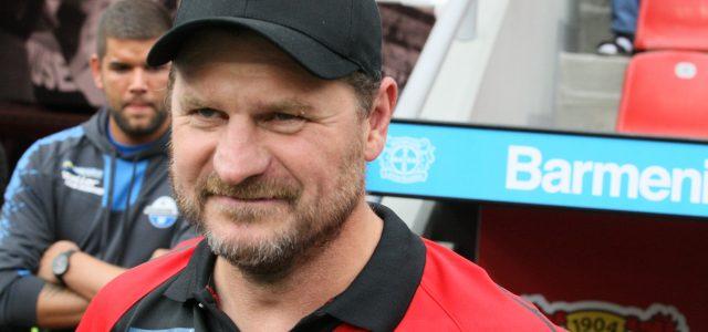 Steffen Baumgart wird Vertrag beim SCP07 erfüllen
