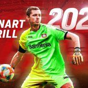 Bayer 04 verleiht Torhüter Lennart Grill und Mitchell Weiser