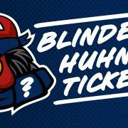 """In limitierter Stückzahl: Das """"Blinde-Huhn-Ticket"""" der Roosters"""