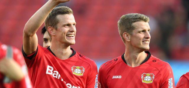 Bayer 04: Abschied für Trio – Lars Bender wird Ehrenspielführer