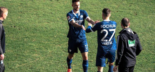 Option Bundesliga: Danny Blum und Miloš Pantović bleiben Bochumer Jungs – Fiege bleibt Bierpartner