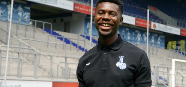 Back to the MSV-Roots: Leroy Kwadwo kehrt zurück zum Spielverein