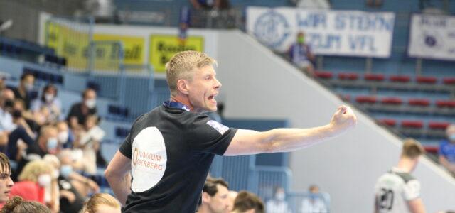 VfL Gummersbach bestreitet Saisonfinale beim TV Großwallstadt