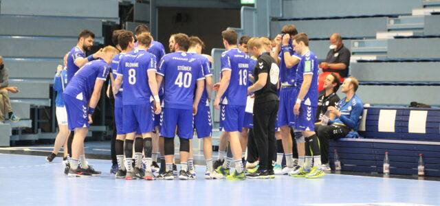 VFL Gummersbach vergeigt Spiel in Aue – Aufstiegshoffnungen fast auf dem Nullpunkt