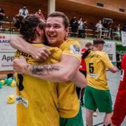 Eintracht Hagen: Mit geschlossener Mannschaftsleistung in die 2. Handballbundesliga