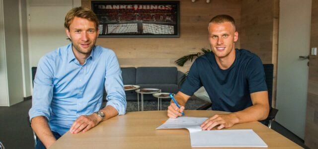 Aus Paris an den Rhein: Bayer 04 verpflichtet Mitchel Bakker