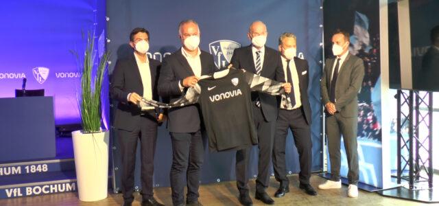DAX-Unternehmen Vonovia wird neuer Hauptsponsor beim VFL Bochum
