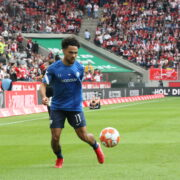 Intensives Match zwischen dem VFL und Stuttgart sieht am Ende keinen Sieger