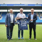 In guten, wie in schlechten Zeiten: Hasenkamp bleibt Partner des VFL Bochum